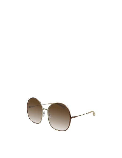 rinascente Chloé Round sunglasses CH0014S-003