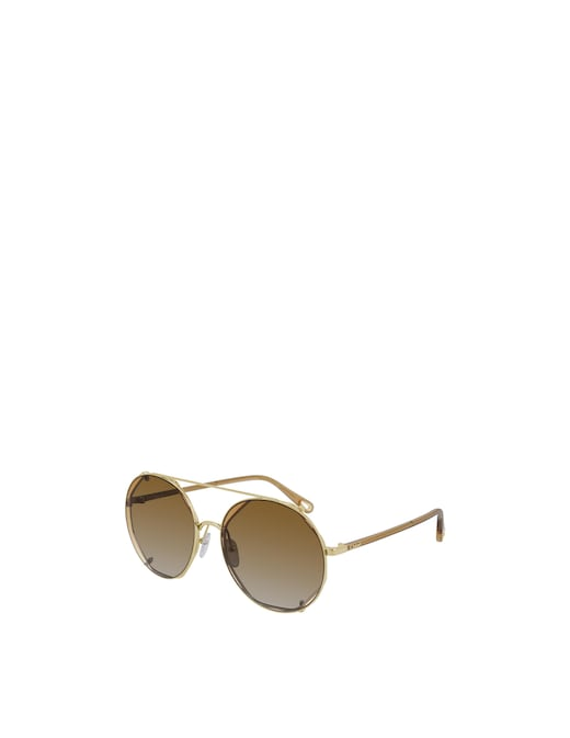 rinascente Chloé Occhiale da sole rotondo CH0041S-002
