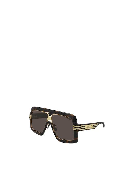 rinascente Gucci Oversize Sunglasses GG0900S