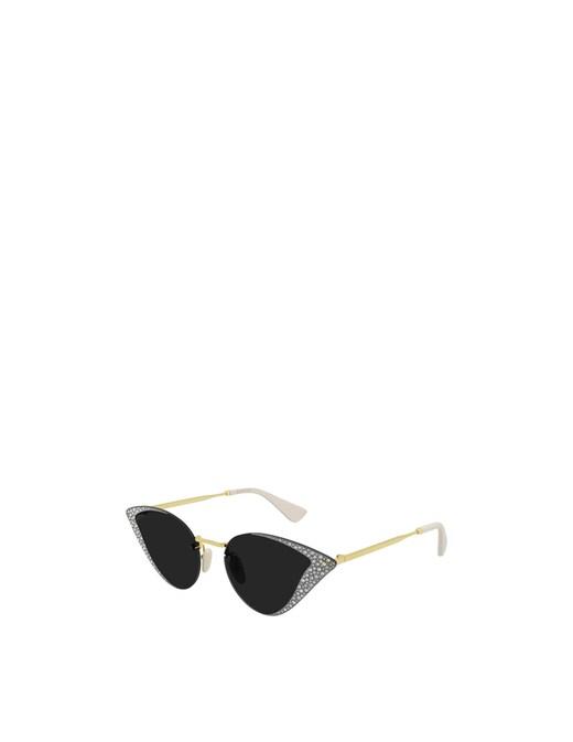 rinascente Gucci Square sunglasses GG0898S