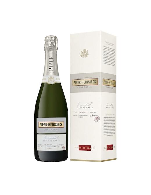 "rinascente Piper-Heidsieck Champagne Extra-Brut Blanc de Blancs ""Essentiel"""