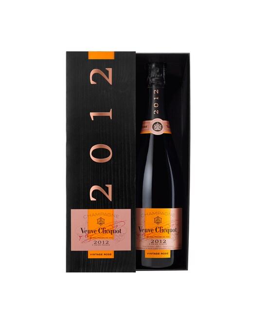 rinascente Veuve Clicquot Champagne Vintage 2008 Brut Rosé 2012