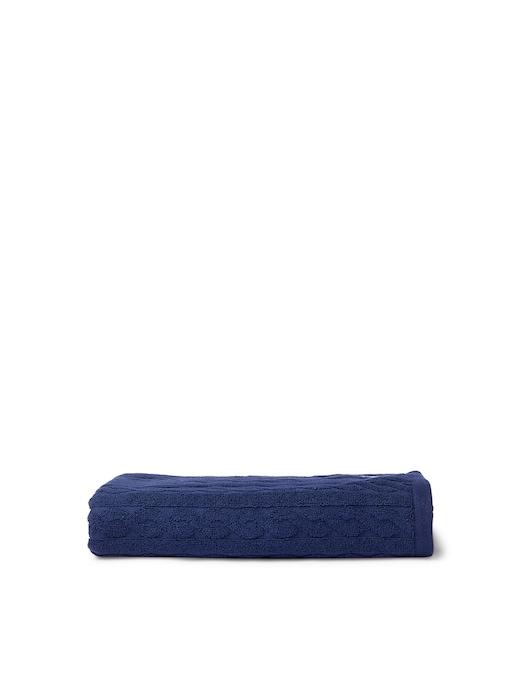 rinascente Ralph Lauren Player shower towel 62x137
