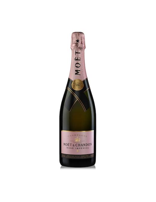 rinascente Moët & Chandon Champagne Brut Rosé Impérial Astuccio