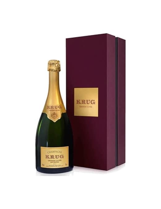 rinascente Krug Grande Cuvée Edition 169 Coffret