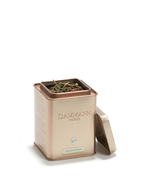 rinascente Dammann Frères Tè verde e zenzero con aromi fruttati Miss Dammann