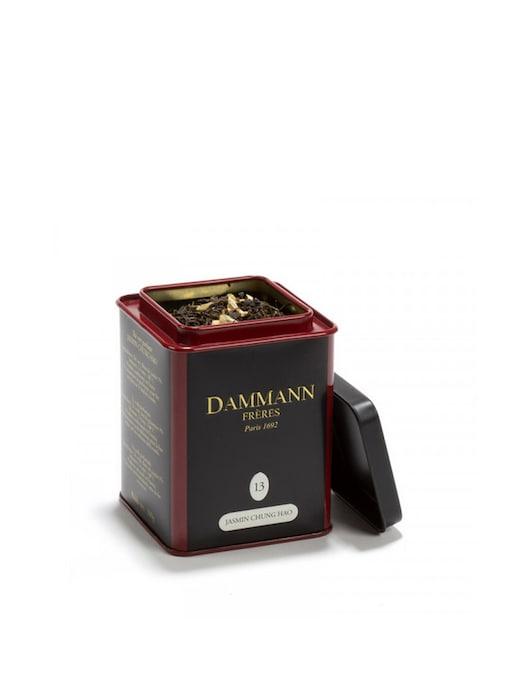 rinascente Dammann Frères Tè Jasmin Chung Hao verde aromatizzato in lattina