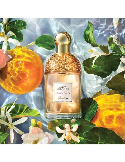 rinascente Guerlain Aqua Allegoria Orange Soleia Eau De Toilette 75 ml