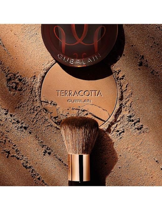 rinascente Guerlain Terracotta bronzer brush