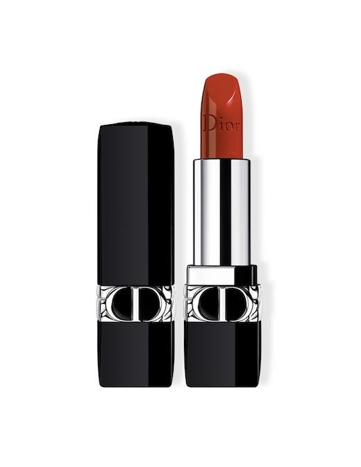 rinascente DIOR Rouge Dior rossetto finish satin