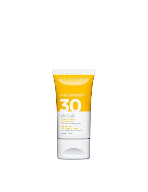 rinascente Clarins Dry Touch Sun Care Cream face SPF 30