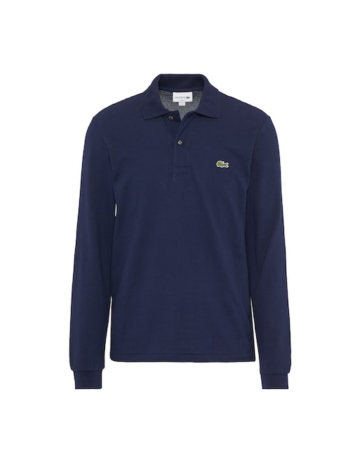 rinascente Lacoste Long sleeves polo - classic fit