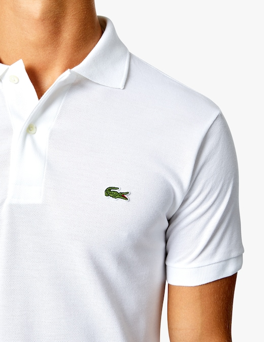 rinascente Lacoste Short sleeves polo - classic fit