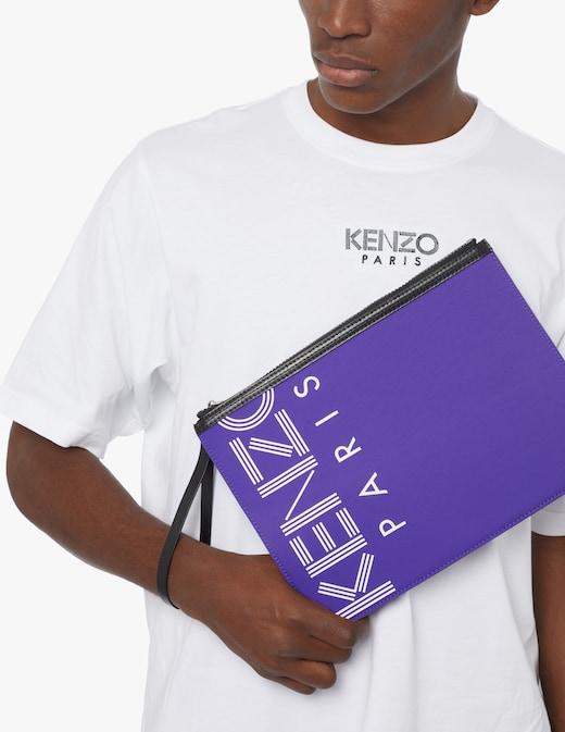 rinascente Kenzo Pochette con logo