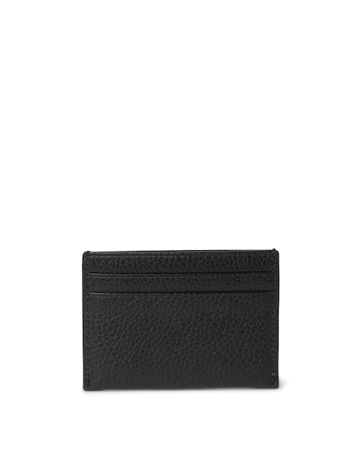 rinascente Kenzo Grained leather cardholder