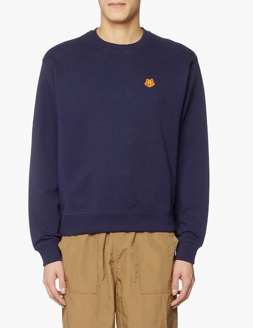 rinascente Kenzo Tiger crest sweatshirt