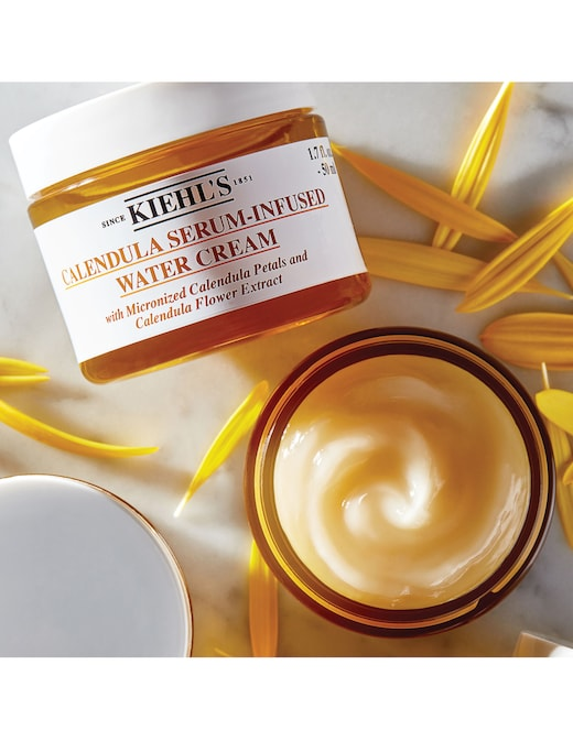 rinascente Kiehl's Calendula Serum-Infused Water Cream crema