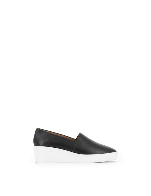 rinascente Clergerie Paris Leather loafers
