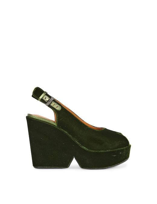 rinascente Clergerie Paris Dylan T6 wedge sandals