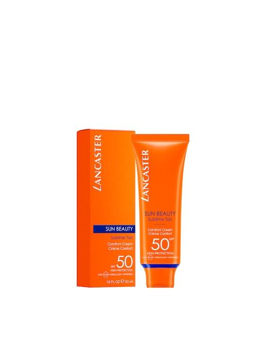 rinascente Lancaster Sun Beauty - Crema Effetto Comfort SPF50