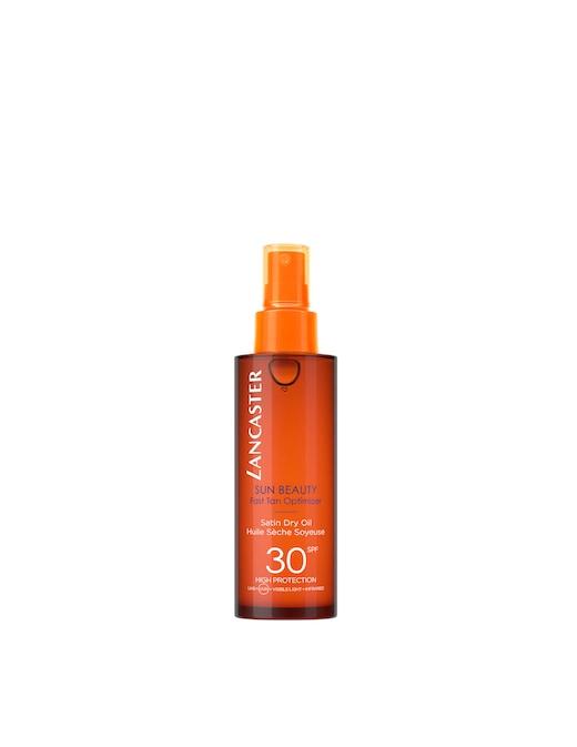 rinascente Lancaster Sun Beauty -  Olio Effetto Seta SPF30 Fast Tan Optimizer
