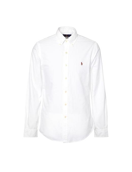 rinascente Polo Ralph Lauren Long sleeve oxford sport shirt