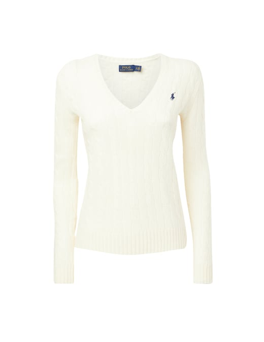 rinascente Polo Ralph Lauren Wool blend long sleeved jumper Kimberly