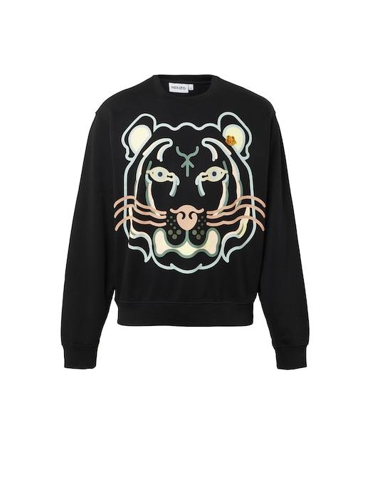 rinascente Kenzo Gots classic sweatshirt wwf capsule