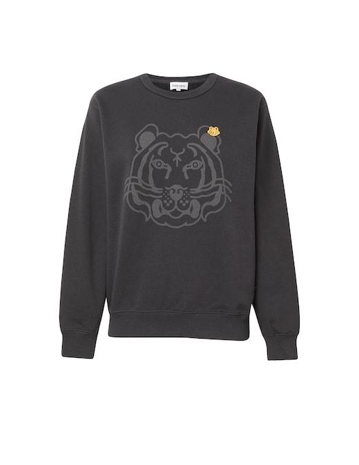 rinascente Kenzo Cotton sweatshirt Tiger