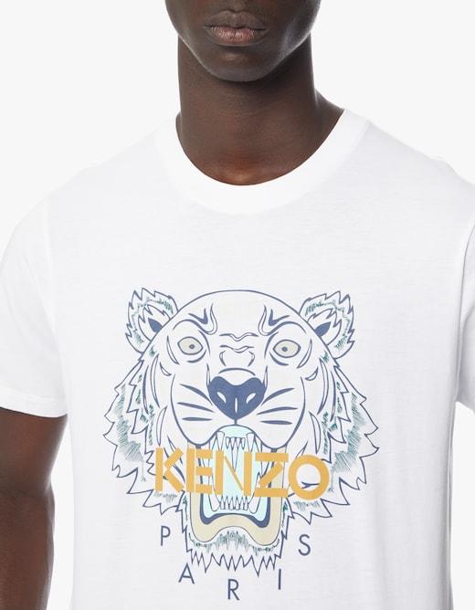 rinascente Kenzo Maglietta girocollo tiger icon