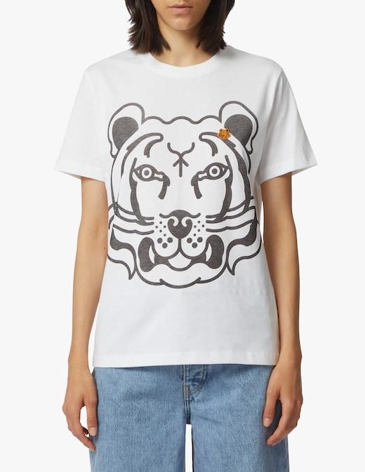rinascente Kenzo Cotton t-shirt Tiger