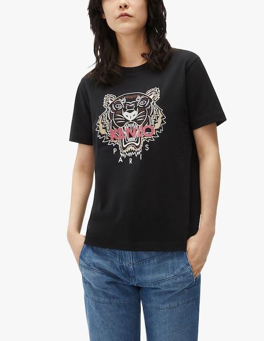 rinascente Kenzo T-shirt in cotone Tiger