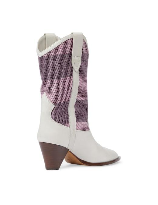 rinascente Isabel Marant Luliette camperos boots