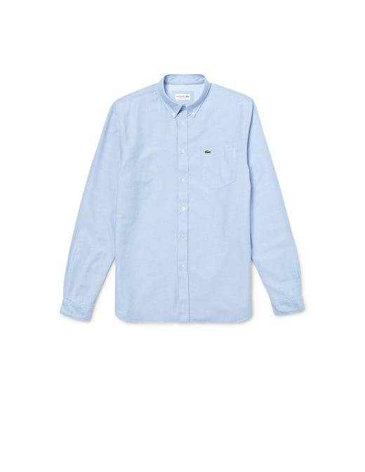 rinascente Lacoste Oxford shirt