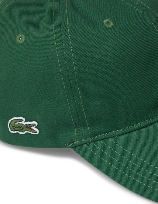 rinascente Lacoste Logo baseball cap