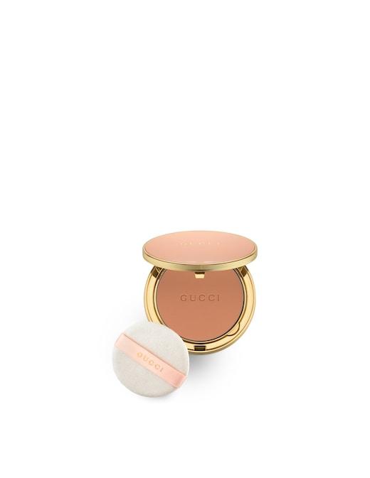 rinascente Gucci Poudre De Beauté Mat Naturel - Cipria idratante in polvere
