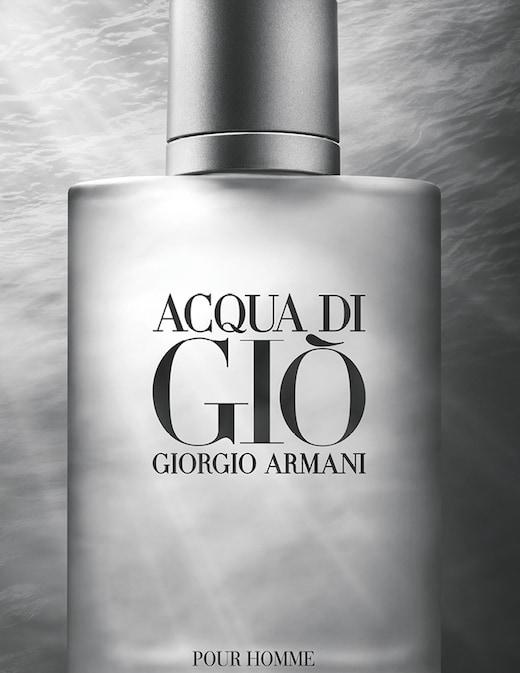 rinascente Giorgio Armani Acqua di Giò Cofanetto Regalo Eau De Toilette