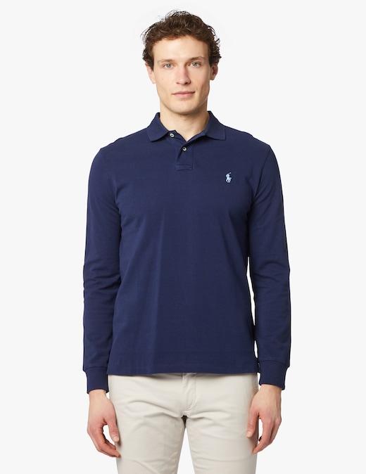 rinascente Polo Ralph Lauren Long sleeve polo