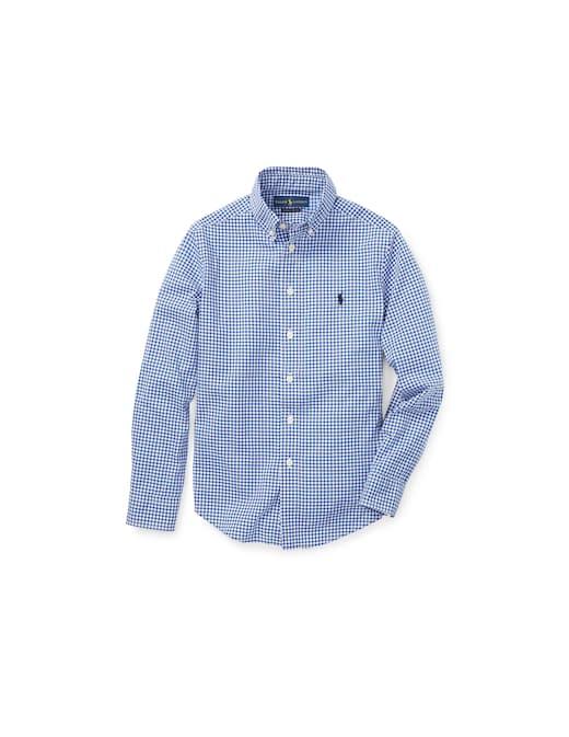 rinascente Polo Ralph Lauren Cotton poplin sport shirt