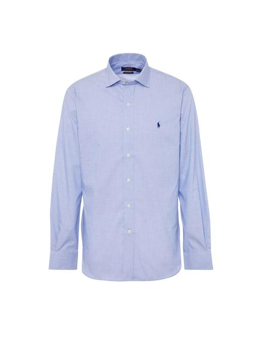 rinascente Polo Ralph Lauren Easy care stretch icon shirt