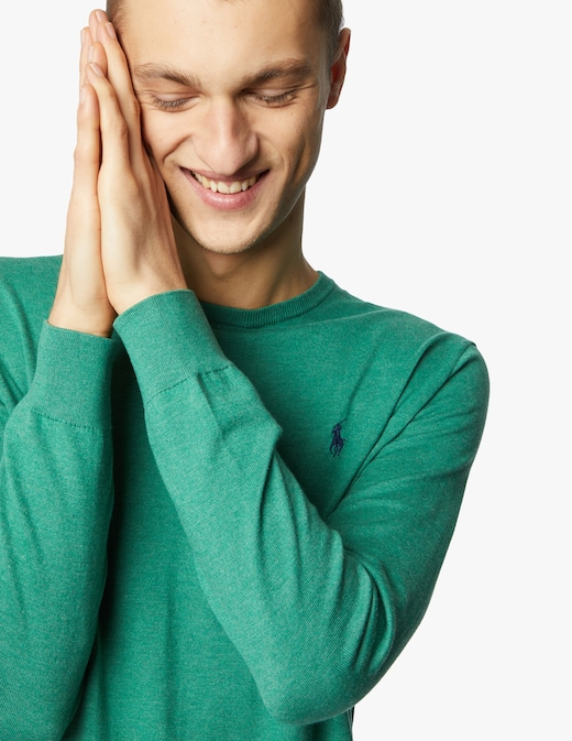 rinascente Polo Ralph Lauren Ls Sf Cn Pp long sleeve sweater