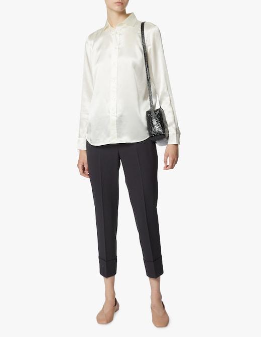 rinascente Polo Ralph Lauren Silk long sleeved shirt