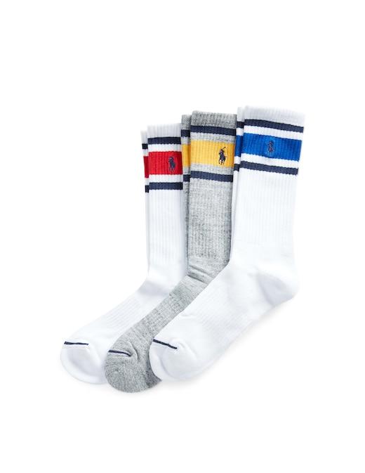 rinascente Polo Ralph Lauren 3pack socks