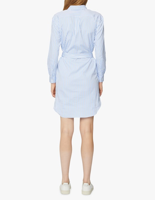 rinascente Polo Ralph Lauren Casual cotton long sleeve dress