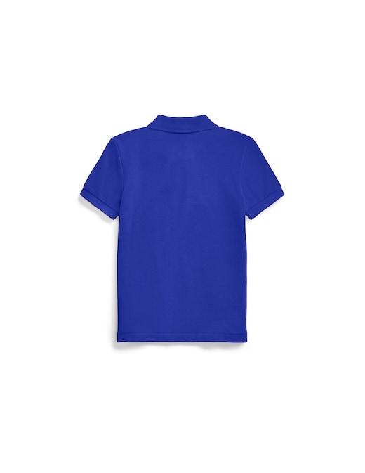 rinascente Polo Ralph Lauren Cotton mesh polo shirt