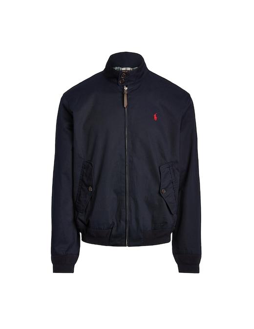 rinascente Polo Ralph Lauren Cotton baracuda jacket