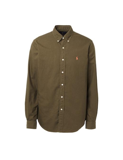 rinascente Polo Ralph Lauren Botton down twill oxford custom shirt