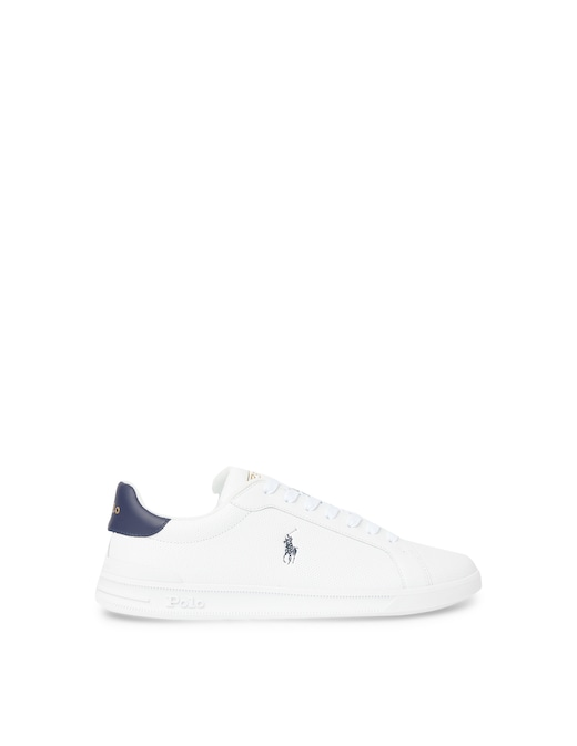 rinascente Polo Ralph Lauren Sneaker heritage court perforated