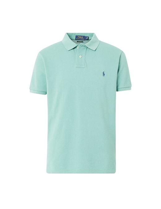 rinascente Polo Ralph Lauren Basic mesh short sleeve polo shirt