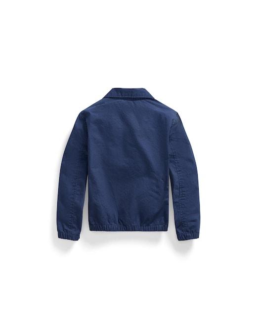 rinascente Polo Ralph Lauren Bayport stretch cotton chino jacket